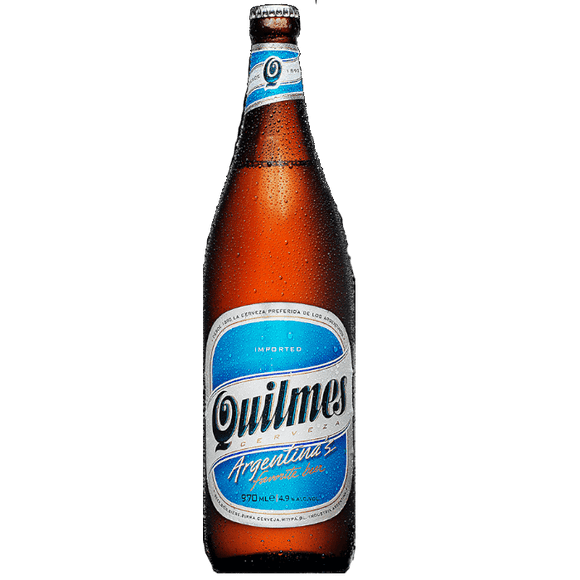 The Beer Town Beer Quilmes 6x970ml