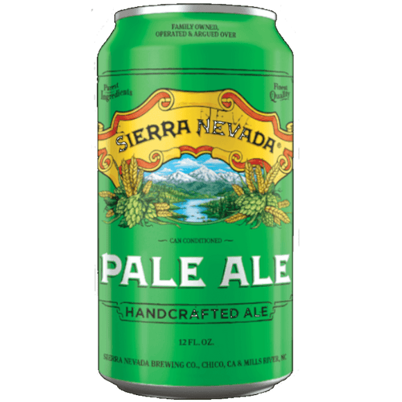 Sierra Nevada Pale Ale Cans 24x355ml The Beer Town Beer Shop Buy Beer Online