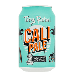 Tiny Rebel Cali Pale Cans 24x330ml The Beer Town Beer Shop Buy Beer Online