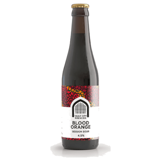 Vault City Brewing Blood Orange Session Sour The Beer Town Beer Shop