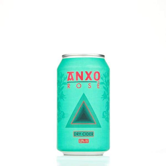 Anxo Rose Cider 24x355ml The Beer Town Beer Shop Buy Beer Online