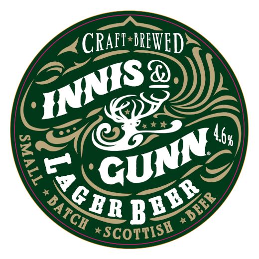 Innis & Gunn Lager 50L The Beer Town Beer Shop Buy Beer Online