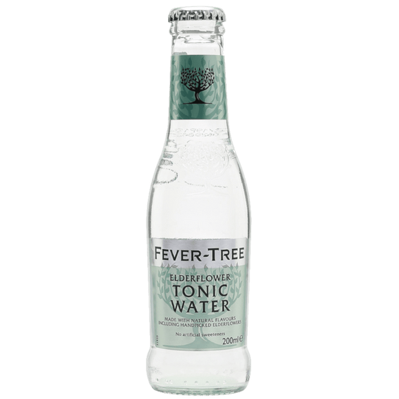 Fever Tree Elderflower Tonic The Beer Town Beer Shop Buy Beer Online