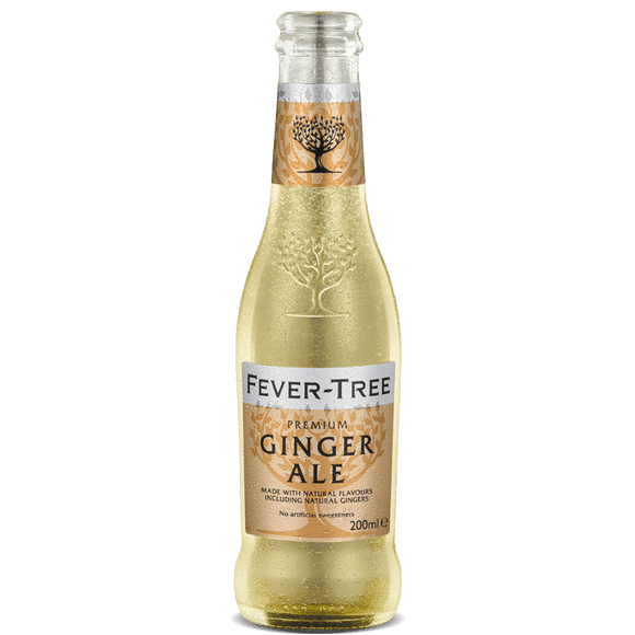 Fever Tree Ginger Ale The Beer Town Beer Shop Buy Beer Online