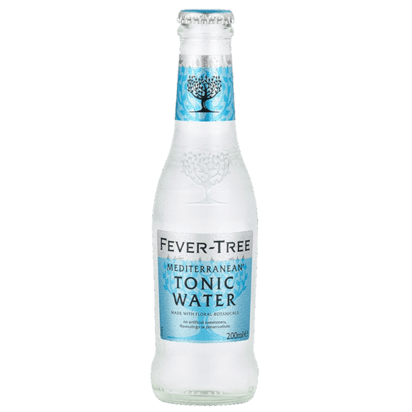 Fever Tree Mediterranean Tonic The Beer Town Beer Shop Buy Beer Online
