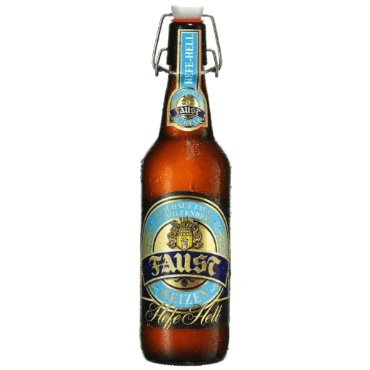 Faust Hefeweizen Hell The Beer Town Beer Shop Buy Beer Online