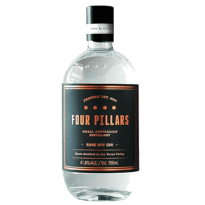 Four Pillar's Rare Dry Gin The Beer Town Beer Shop Buy Beer Online