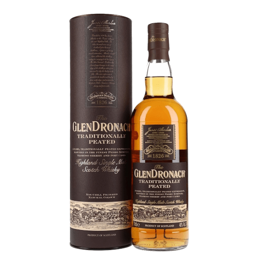 GlenDronach Peated The Beer Town Beer Shop Buy Beer Online
