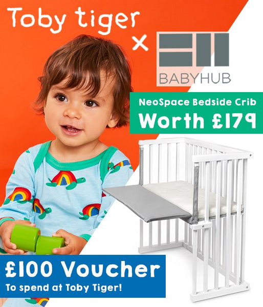 Toby Tiger x BabyHub Competition
