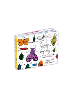 Andy Warhol Happy Bug Day Board Book