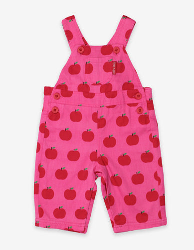Apple Twill Dungarees