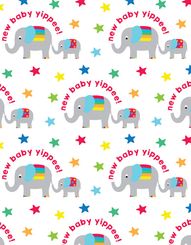Baby Elly Wrapping Paper