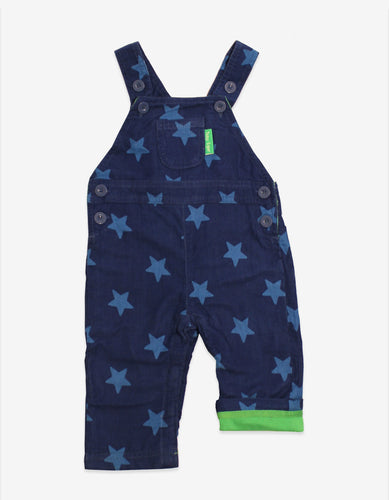 Blue Star Cord Dungarees