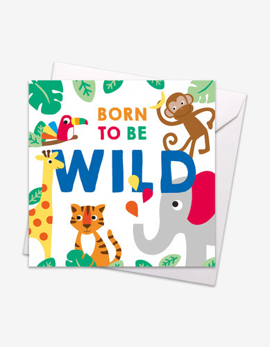 Born to Be Wild Card