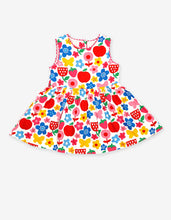 Load image into Gallery viewer, Butterfly Flower Print Party Dress