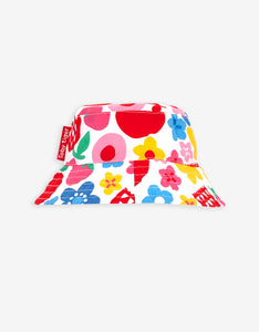 Butterfly Flower Reversible Sun Hat