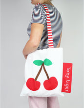 Load image into Gallery viewer, Cherry Tote Bag