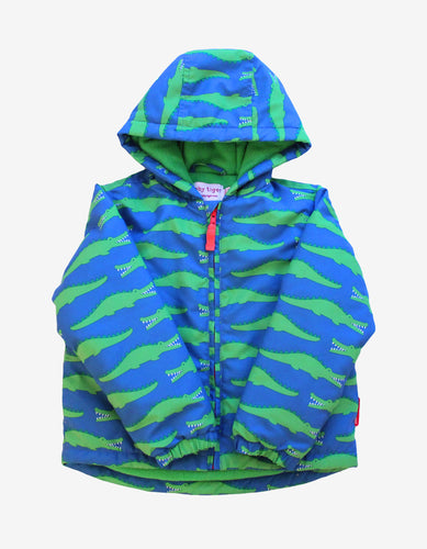 Crocodile Padded Jacket