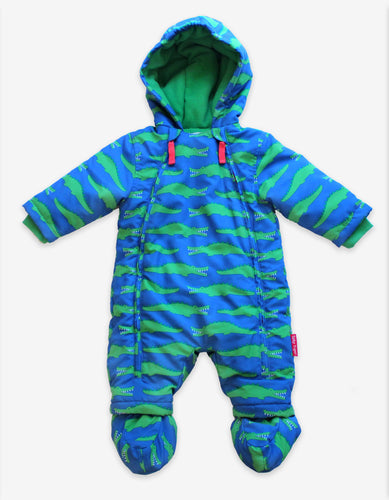 Crocodile Snowsuit