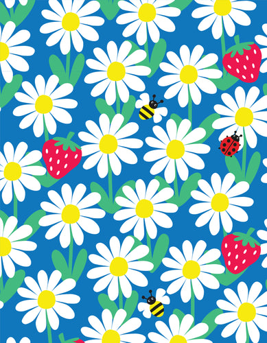 Daisy Wrapping Paper