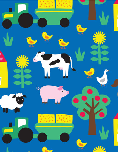Farm Wrapping Paper