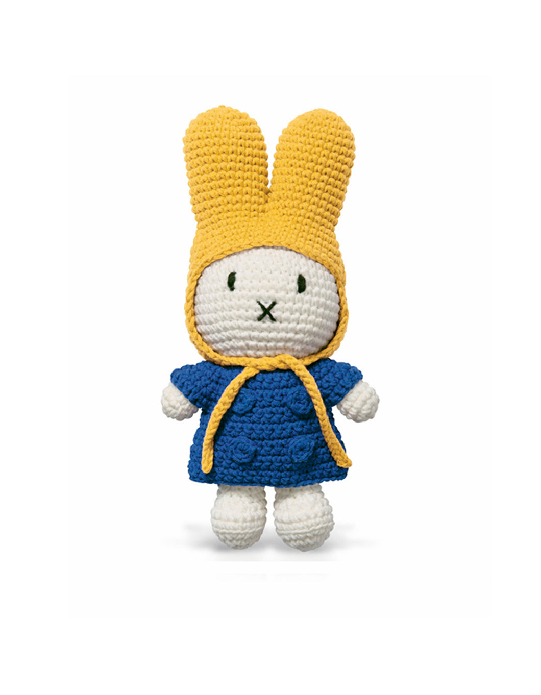 Miffy Blue/ Yellow Hat