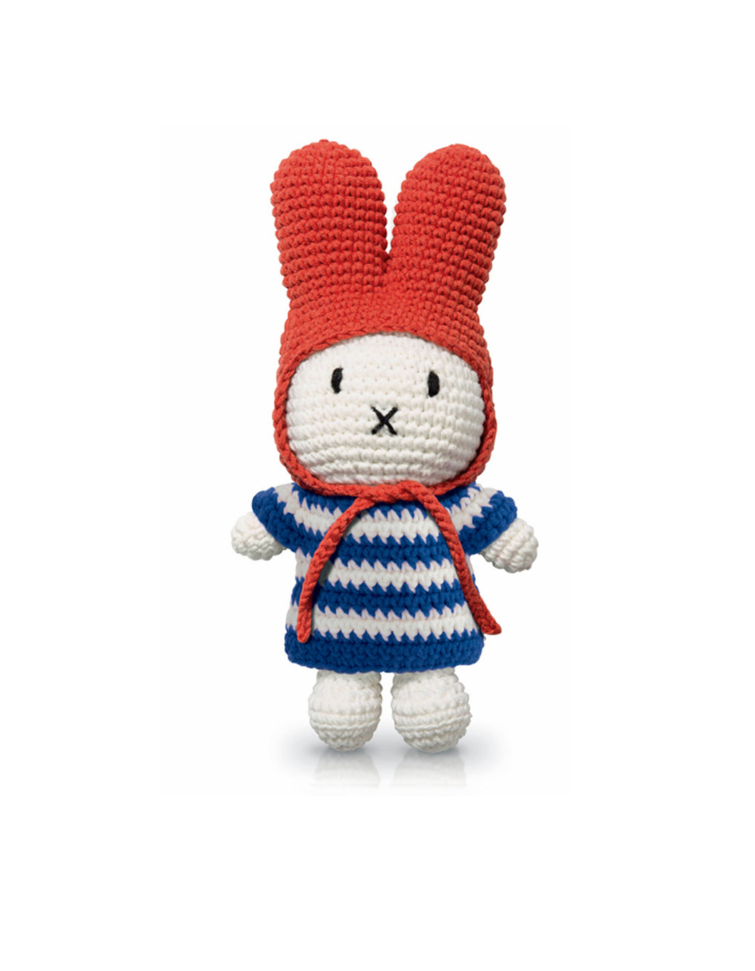Miffy Blue and Red Hat