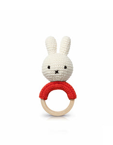 Miffy Red Teether