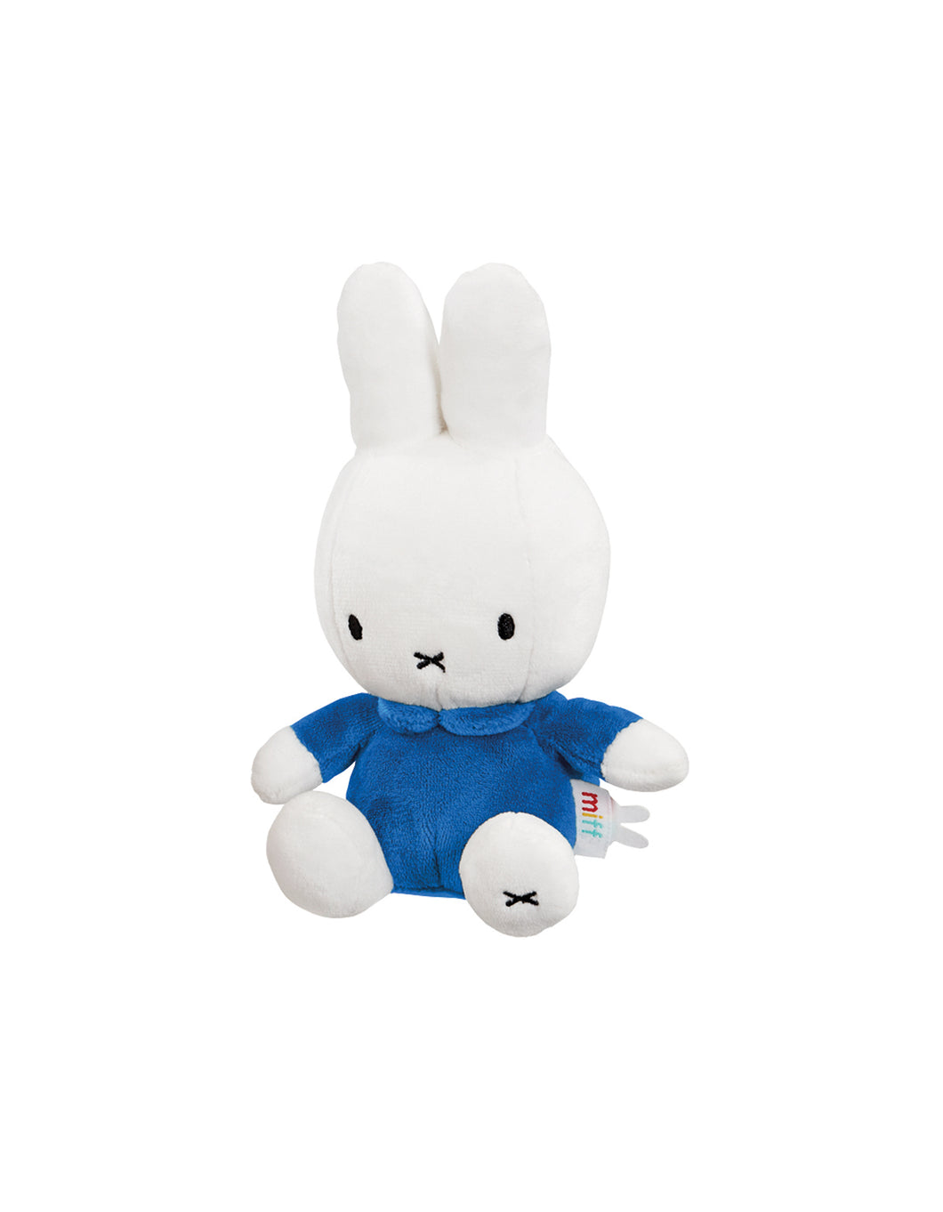 Miffy Soft Toy Blue