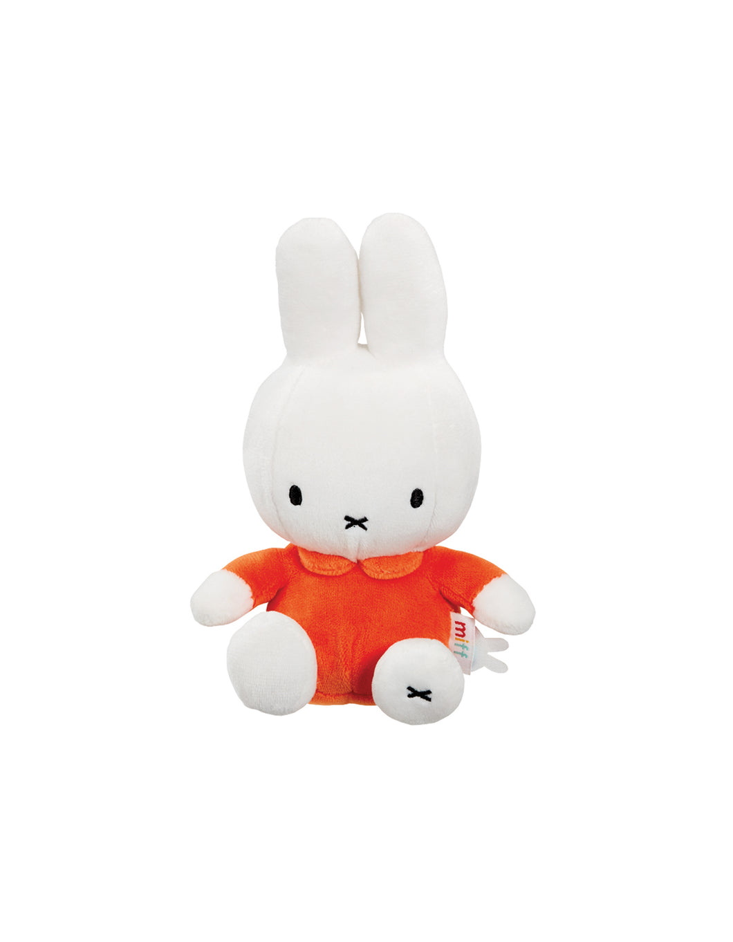 Miffy Soft Toy Orange