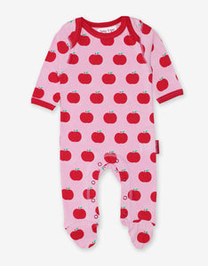 Organic Apple 2-Pack Babygrow