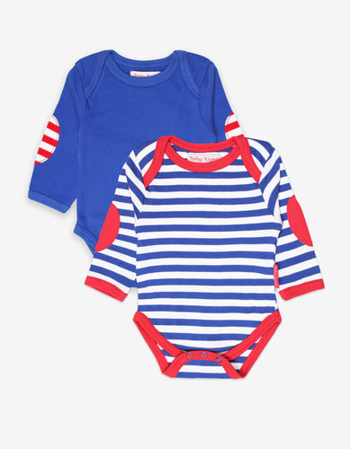Organic Breton Stripe 2-Pack Body