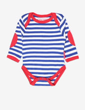 Load image into Gallery viewer, Organic Breton Stripe 2-Pack Body