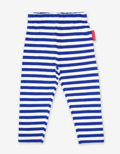 Load image into Gallery viewer, Organic Breton Stripe Leggings 2-Pack