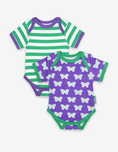 Organic Butterfly Print 2-Pack Body