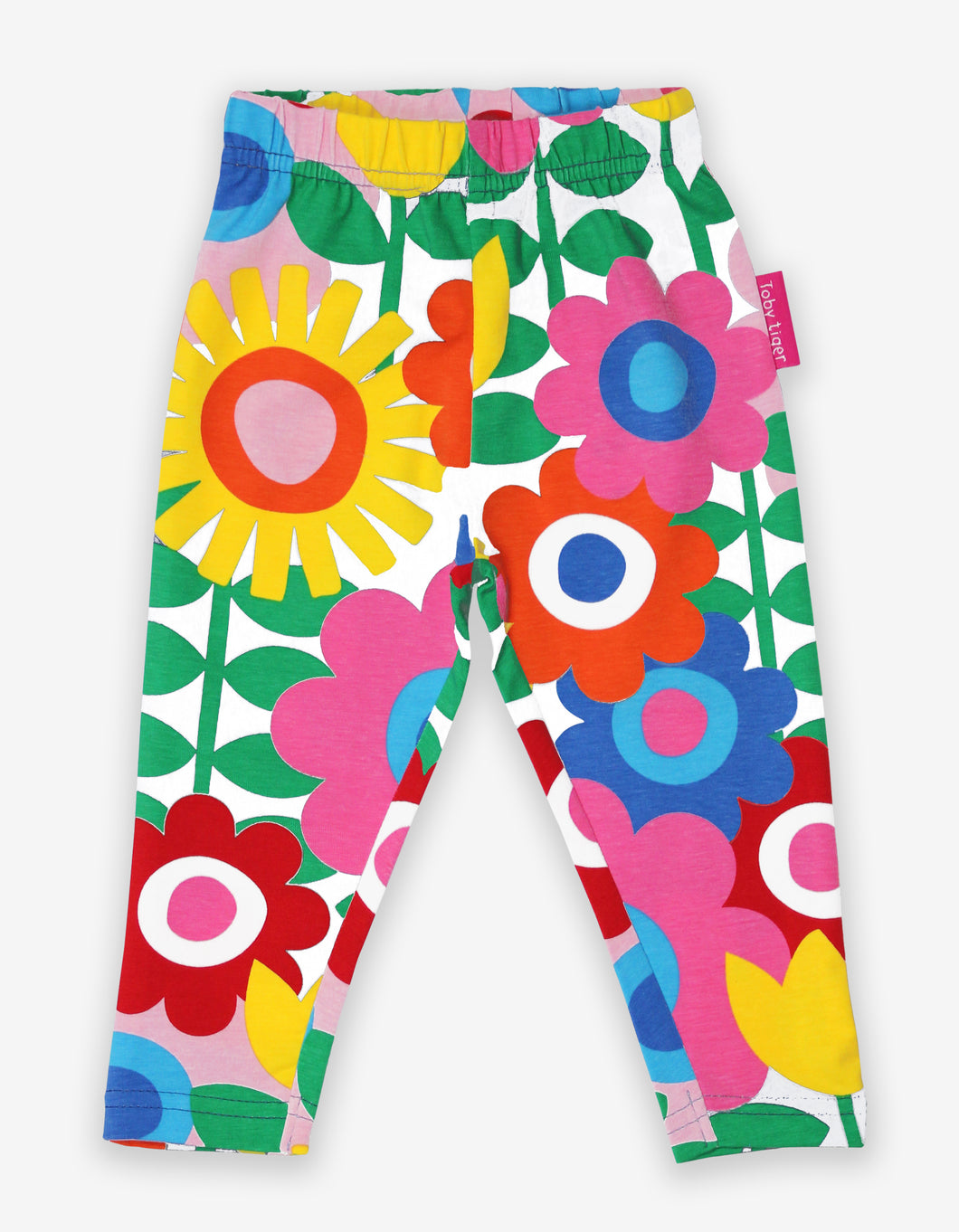 Organic Flower Power Leggings
