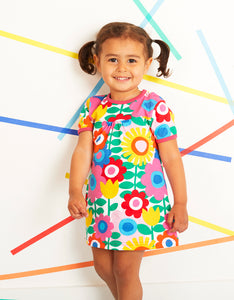 Organic Flower Power Dress
