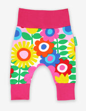Load image into Gallery viewer, Organic Flower Power Yoga Pants