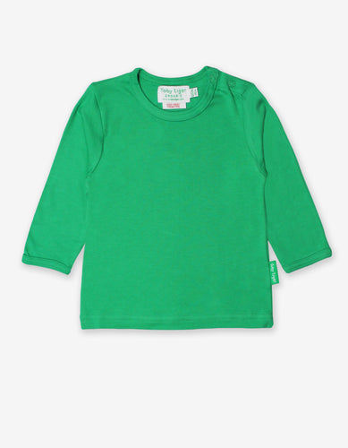 Organic Green Basic T-Shirt