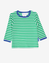 Load image into Gallery viewer, Organic Green Breton T-Shirt