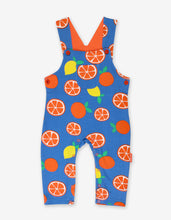 Load image into Gallery viewer, Organic Oranges and Lemons Dungarees