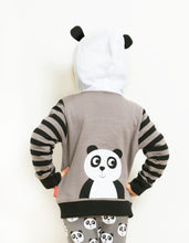 Load image into Gallery viewer, Organic Panda Hoodie
