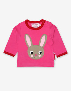 Organic Rabbit Applique T-Shirt