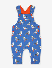 Load image into Gallery viewer, Organic Seagull Dungarees