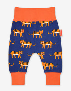Organic Tiger Yoga Pants