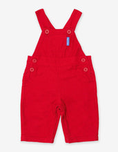 Load image into Gallery viewer, Red Cord Dungarees