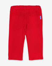 Load image into Gallery viewer, Red Cord Trousers