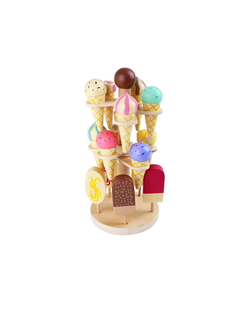 Swivel Ice Cream Stand