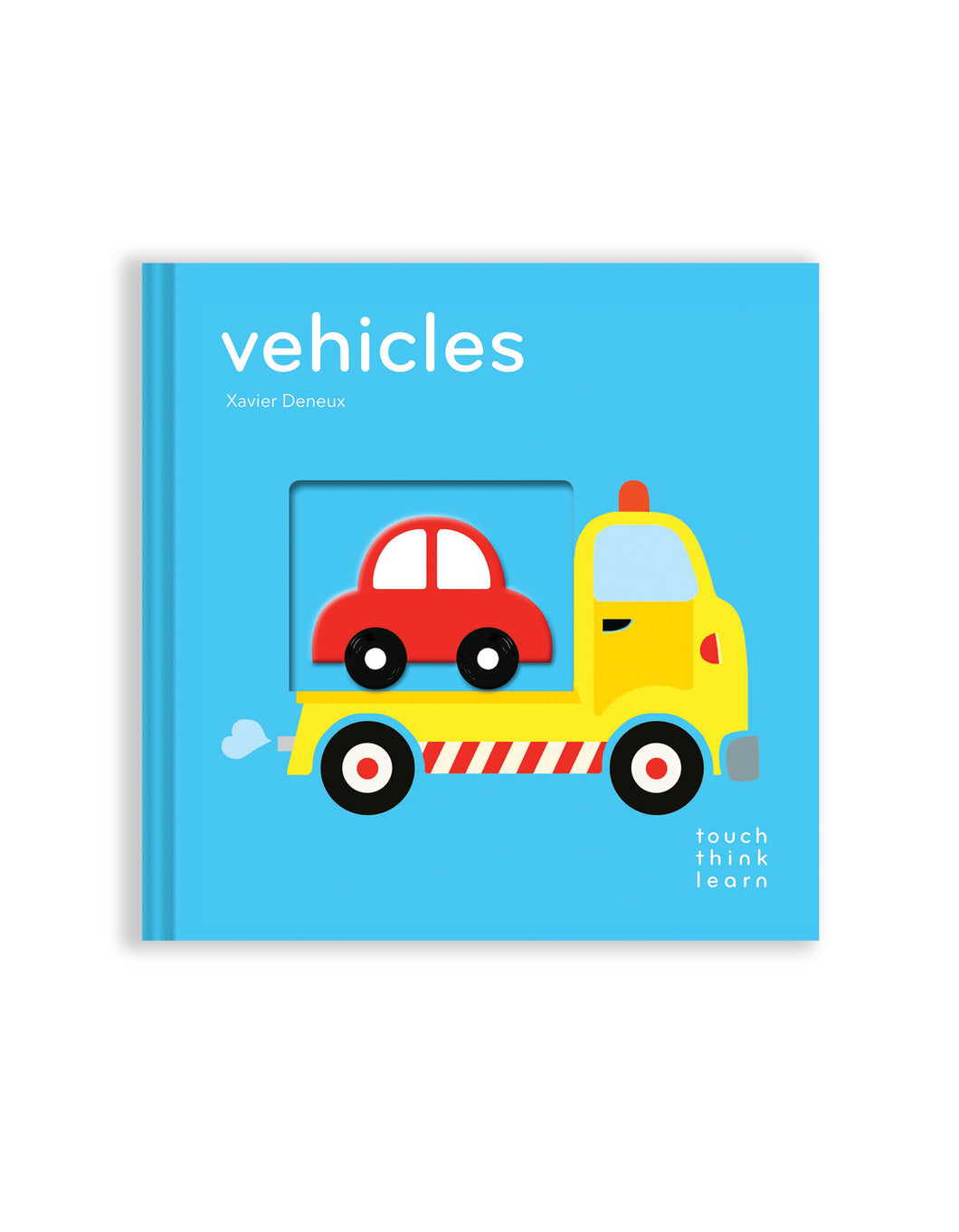 TouchThinkLearn- Vehicles
