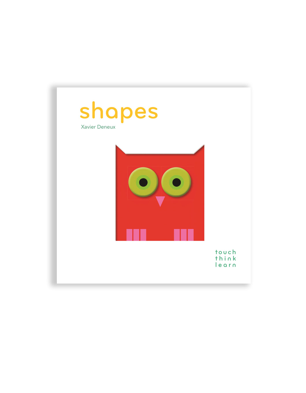 Touchthinklearn- Shapes